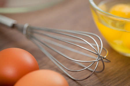 hand mixer for beating eggs Stock Photo - 17868156
