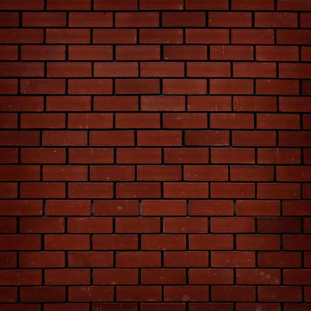 solid background: Grunge red brick wall