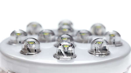 Light diodes for lighting photo