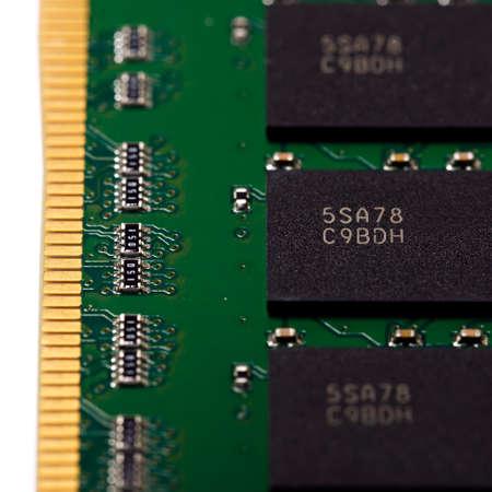 computer memory: Computer memory module, isolation.
