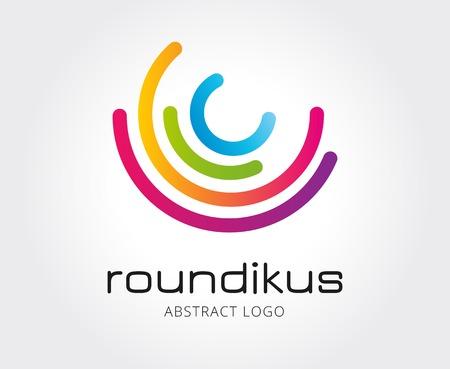 Abstract template vecteur de logo pour le branding et design