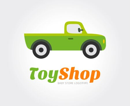 naming: Toy car   for branding and design