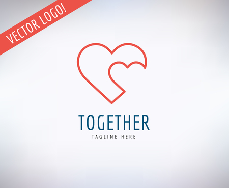 cuore: Icona a forma di cuore