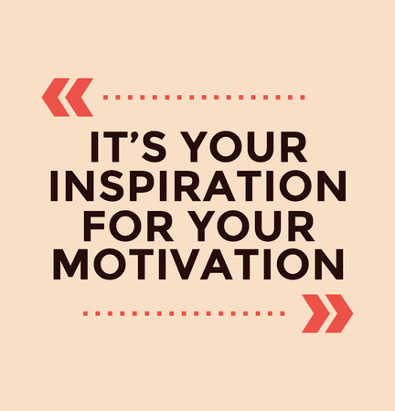 testimonials: nspirational quote. Motivation, inspiration, quote and note. stock element for design