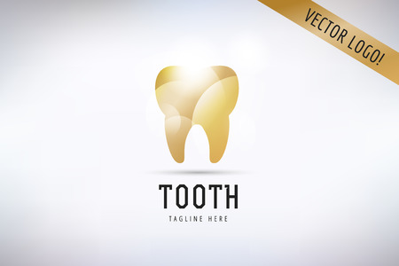 smile  teeth: Tooth Icon vector logo template. Health, medical or doctor and dentist office symbols. Oral care, dental, dentist office, tooth health, oral care, tooth care, clinic. Stocks design element