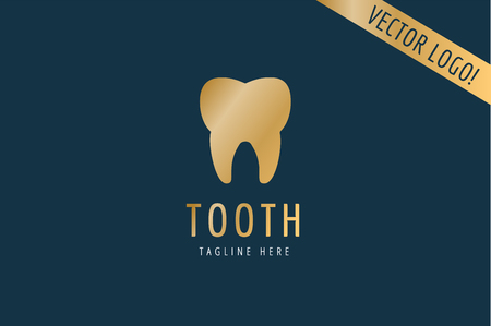 brush the teeth: Tooth Icon vector logo template. Health, medical or doctor and dentist office symbols. Oral care, dental, dentist office, tooth health, oral care, tooth care, clinic. Stocks design element