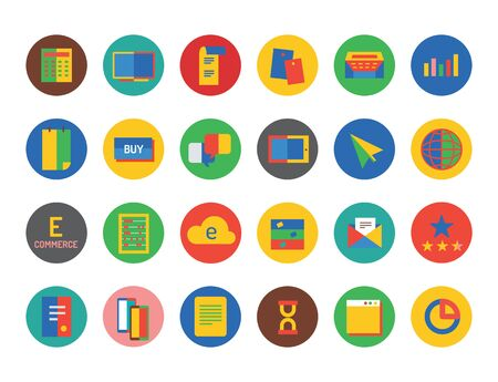 online payment: Business logo icons set. Money, technology, bank, finance, online payment, easy to pay, payment, banking, headphone, backs, cash, shop, phone, mobile, infographic. Money icons. Online shopping