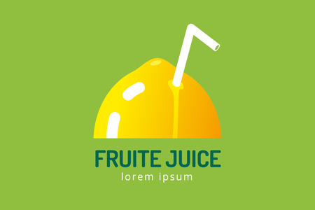 orange juice: Lime or lemon fruit slice