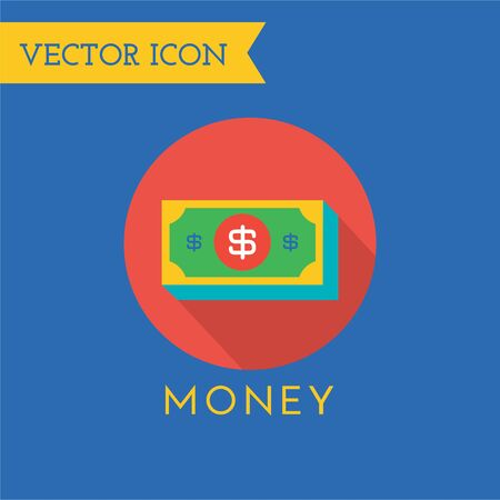 broker: Dollar green icon. Dollar symbol. Bank or finance organization  template. Money icon, banking, broker, currency growth. Cash currency  icon. Stock Photo