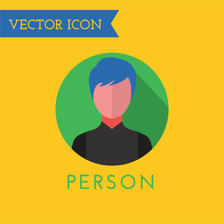 default: Man silhouette icon. Abstract people, man and human symbol face. Avatar body icon, web, website, social avatar, web site default profile, photo. Face icon.