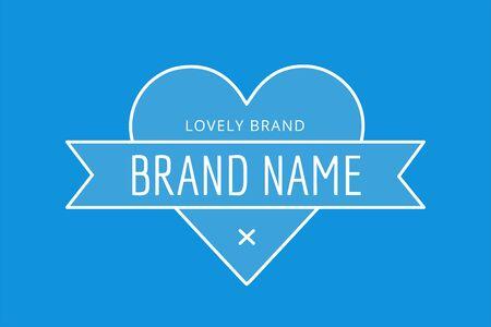 royal wedding: Hipster modern thin style logo. Heart logo. Royal hotel, Premium boutique and Fashion logo, Education logo, Shield logo, VIP logo, Star logo, Together logo, Wedding, Love, Premium quality