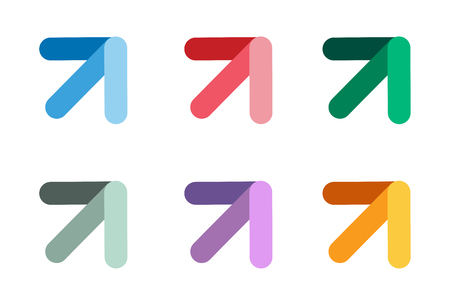 icono flecha: