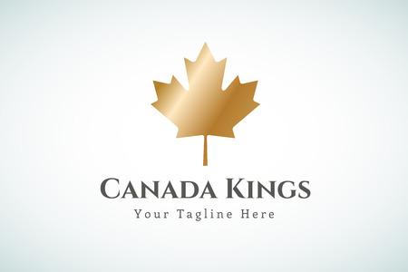 canada leaf: Canada leaf  vector template.  Illustration