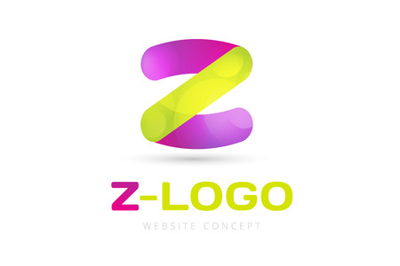 letter z: Abstract Z character vector  icon template. Power z vector, z letter , web studio, design studio, round shape,z  icon, company z , abstract , design element. Z monogram Illustration