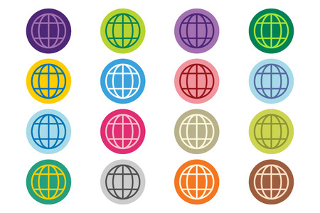 globe logo: Globe Earth logo. Globe icon. Globe vector. Globe illustration. Globe silhouette. Abstract globe. Colored globe. Globe icons set. Orbit globe. Star globe. Globe earth icon and earth. Globe technology logo