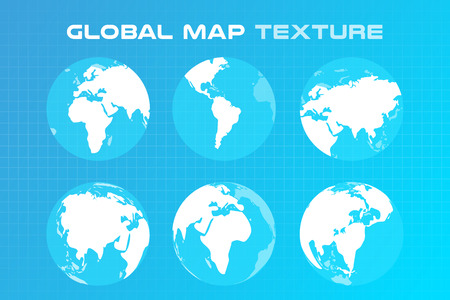 earth globe: World vector map. Globe Earth texture map. Globe vector map view from space. Globe Earth silhouette. Technology background, geography world vector earth. Globe silhouette, world map, wallpaper earth map, earth texture