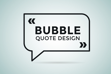 quote: Quote blank template. Quote bubble. Empty template. Quote design, quoting box, text sign reference, paper information template. Quote form. Bubble template vector set. White quote blank icon isolated