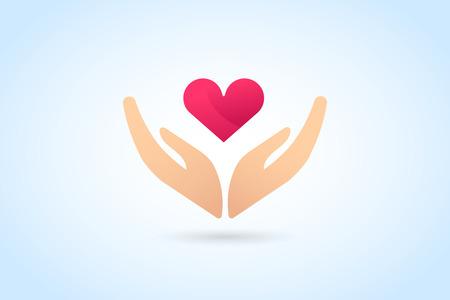 symbol hand: Handpflege silhouette