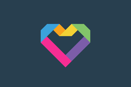 love concepts: Heart icons vector  Illustration