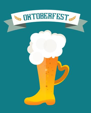 beer: Iconos de la cerveza conjunto de vectores. Botella de cerveza, vidrio de cerveza y la etiqueta de la cerveza. Tazas de cerveza silueta, iconos vectoriales cerveza, cerveza aislado. Oktoberfest vector de cerveza establece. Beber cerveza, signo de cerveza, alcohol cervecería Vectores