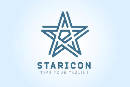 ESTRELLA: icono de la estrella
