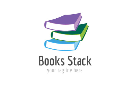 book background: Books vector . Books icons. Illustration
