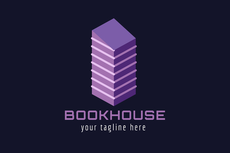 book design: Books vector