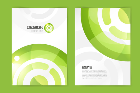polygraph: Abstract brochure or flyer design template. Book design, blank, print design, journal. Brochure vector. Brochure template. Flyer design. Flyer template. Brochure abstract design. Brochure background Illustration