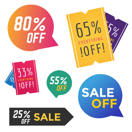 sales: Sale off vector tags banner. Sale vector banners and Sale label icons. Shop discount sale. Free offer, Off banner, promotion, promo, market. Sale vector banners sign. Black friday sale off banners