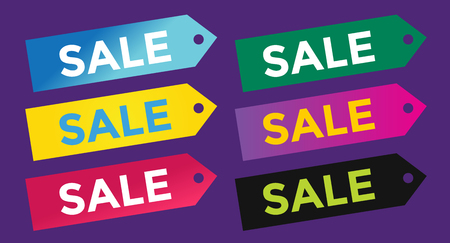 sale sticker: Sale off vector tags banner. Sale vector banners and Sale label icons. Shop discount sale. Free offer, Off banner, promotion, promo, market. Sale vector banners sign. Black friday sale off banners