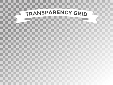 transparency: Square tile white and gray texture transparency grid background. Transparency grid for illustrations. Architecture transparency grid texture seamless pattern. Transparency grid vector isolated. Transparency grid pattern