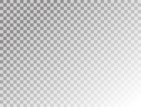 Square tile white and gray texture transparency grid background. Transparency grid for illustrations. Architecture transparency grid texture seamless pattern. Transparency grid vector isolated. Transparency grid pattern