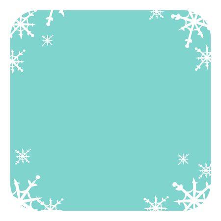 christmas greeting card: Christmas greeting card illustration.