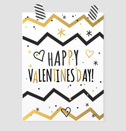 Happy valentines day and weeding cards design. Valentines design greetin cards illustration. Valentine Day vector illustration. Valentine or Wedding cards design elements. Valentines Day design Illustration