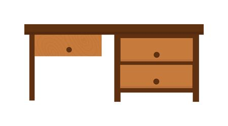 arboreal: Wood table furniture vector. Wood table furniture illustration. Wood table furniture isolated on white. Wood table furniture icon. Wood table furniture flat silhouette