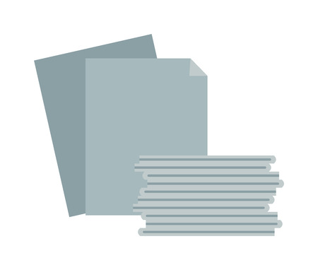stack of paper: Paper stack vector. Paper stack illustration. Paper stack isolated on white. Paper stack icon, Paper stack isolated. Paper stack silhouette. Paper stack flat style. Paper stack office, paper stack for design