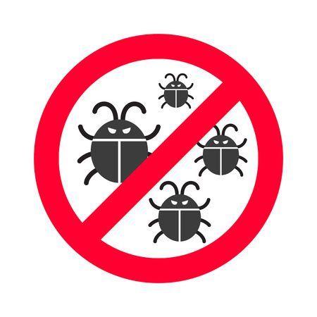 virus bacteria: Virus bugs vector. Virus bugs illustration. Virus bugs isolated on white. Virus bugs icon, virus bugs isolated. Virus bugs silhouette. Virus bugs flat style. Black virus bugs, virus bugs design Illustration