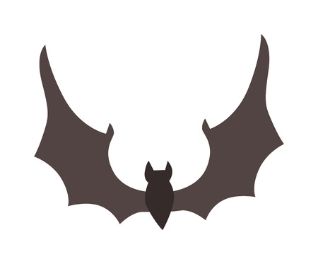 bat animal: Illustration of Cute Cartoon Halloween bat vector. Cartoon bat flying. Bat cartoon flying vector illustration. Cartoon bat scary animal. Cartoon bat halloween character. Cartoon bat.