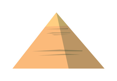 pyramid of the sun: Egypt pyramids vector illustration and egypt pyramids isolated on white background. Egypt pyramids vector icon illustration. Egypt pyramids isolated vector. Egypt pyramids silhouette Illustration