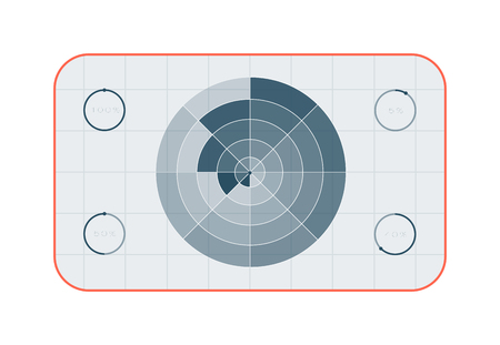 accuracy: Crosshair target with red dot and target accuracy game circle. Target circle concept dartboard, business goal strategy. Winner target marketing. Crosshair target symbol success aim circle vector. Illustration