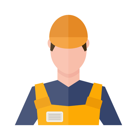 foreman industrial: Worker silhouette construction and worker silhouette occupation builder. Worker silhouette professional industrial repairman. Engineer foreman worker together silhouette people construction vector.