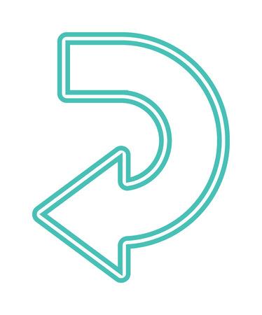 up marker: Vector arrow abstract logo template. Up, cursor icon, creative idea, arrowheads marker and dynamic or moving. Arrow logo. Arrow icon. Arrow isolated. Arrow template. Company logo. Illustration