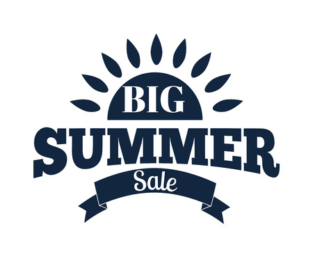 summer sale: Summer sale logo vector illustration. Summer sale logo isolated on white background. Summer sale logo vector icon illustration. Summer sale logo isolated vector. Summer sale logo silhouette