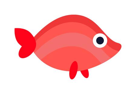 peces de acuario: peces de acuario bajo el agua y los peces de acuario marino. peces de acuario de la fauna tropical, marino peces ex�ticos verde colorido. Acu�tico acuario de peces de la fauna natural submarina vector animal.