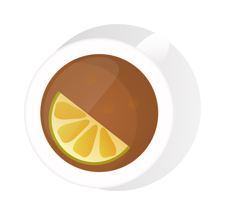 oriental medicine: Chinese tea vector tea cup isolated on white. Traditional eastern tea cup on white background. Tea time vector icon. Tea cup for tea drink time. Vector cute tea cup. Traditional tea cup isolated on white Illustration