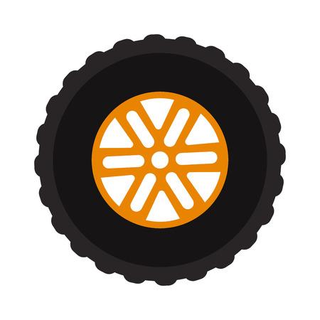 87,338 Car Wheel Stock Vector Illustration And Royalty Free Car ...