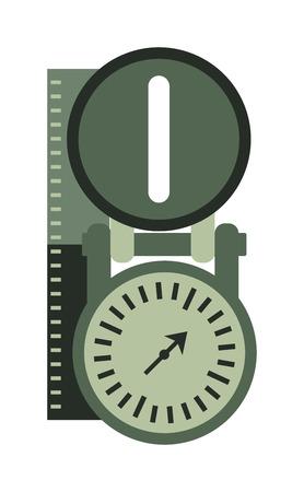 detonator: Flat render of mines bomb weapon military explosive danger object vector. Explosive mine bomb and detonator mine bomb. Army danger bomb. detonator cartoon metal mine. Flat bomb weapon.
