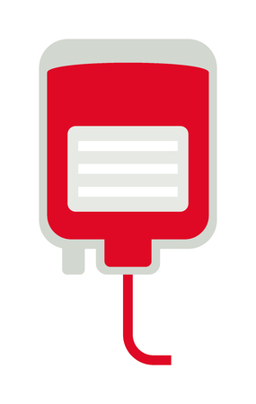 transfusion: Donate blood medical hospital drop transfusion vector illustration. Blood donation medical and hospital drop blood donation. Transfusion blood donation clinic, emergency save help human donor. Illustration