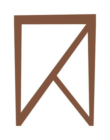 silla de madera: Silla de madera aislada sobre fondo blanco y aislado silla vector. aislado silla de diseño muebles y silla de madera aisladas. Aislados de la silla cómoda decoración elegancia entre sillón.