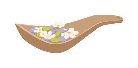 aroma: Spa icons and aroma oil spa symbols. Flower therapy water medicine spa relaxation symbol. Spa sketch icons symbols aroma vector. Aroma spa symbols isolated